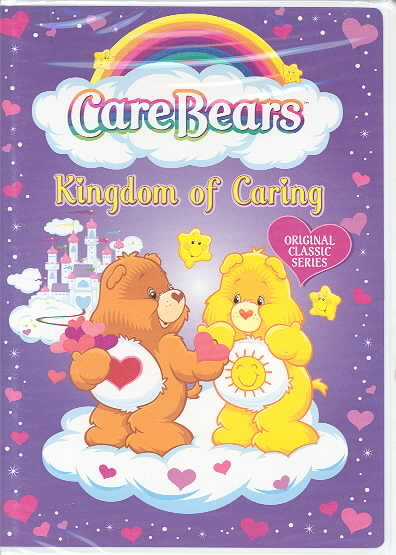 CARE BEARS:KINGDOM OF CARING VOL 2 BY CARE BEARS (DVD)