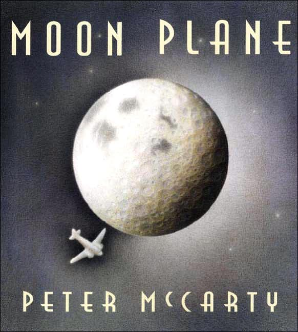 Moon Plane By McCarty, Peter